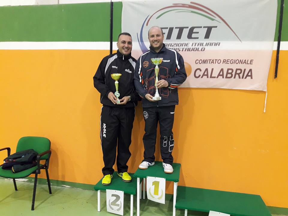 podio 3a cat Ricadi 25.03.2018
