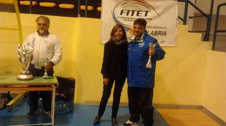 3° Torneo Reg. Predet. 5ª categoria M e F - Polistena 05.01.2014